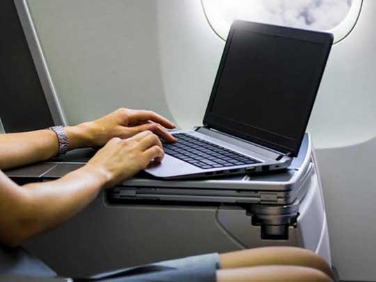 Laptop yasağı kalktı